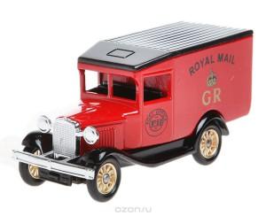 Модель автомобиля Model 'A' Ford Van 1934 года.