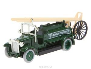 Модель автомобиля Dennis Fire Engine 1934 года.