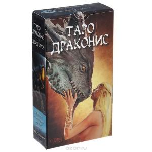 """Карты Таро """"Драконис""""."""